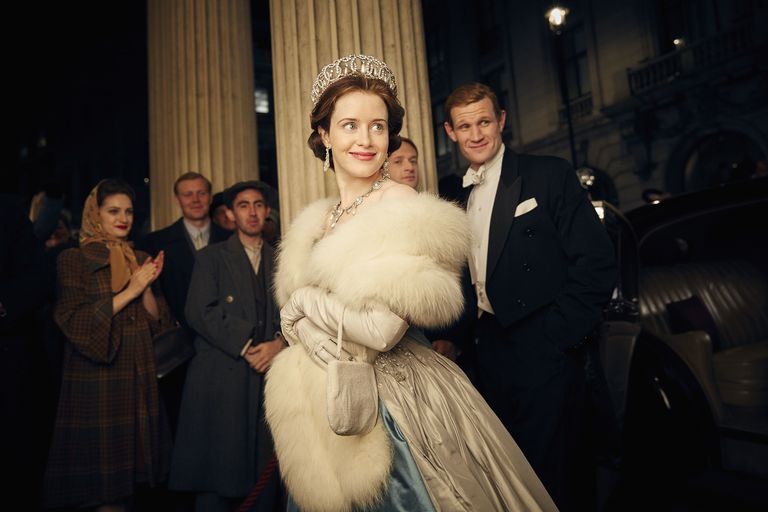 8 things to know about netflixs the crown the crown master post claire foy and matt smith in the crown malvernweather Image collections