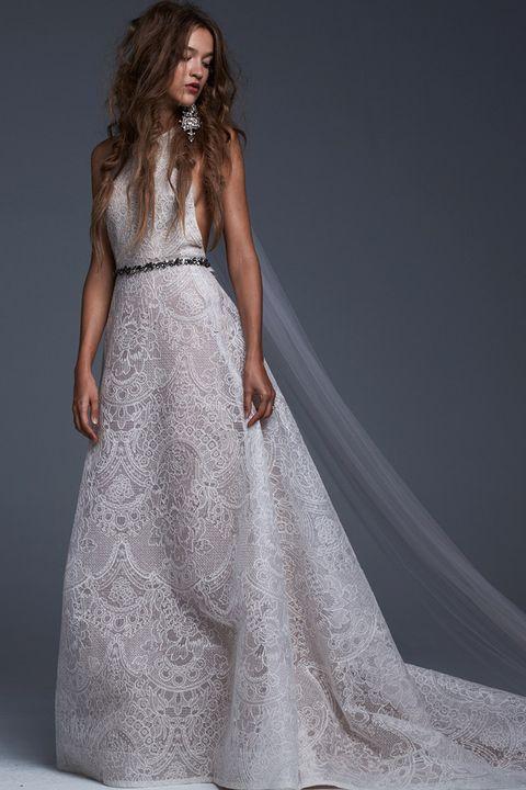 17 Vera Wang Fall 2017 Wedding Dresses - See Entire Vera Wang Bridal ...
