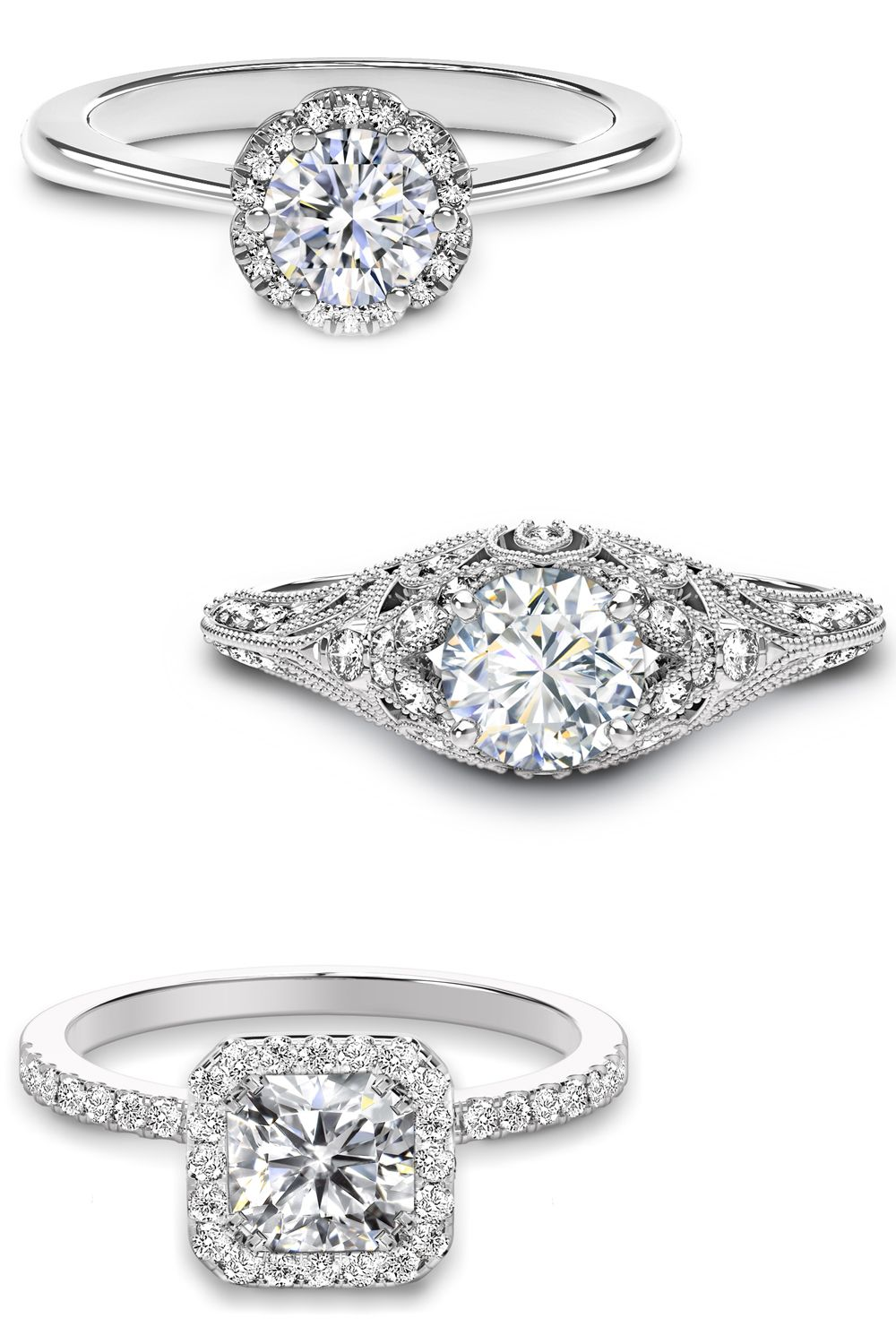 Engagement ring shopping tips everything you need to know about engagement ring shopping tips everything you need to know about shopping for an engagement ring malvernweather Gallery