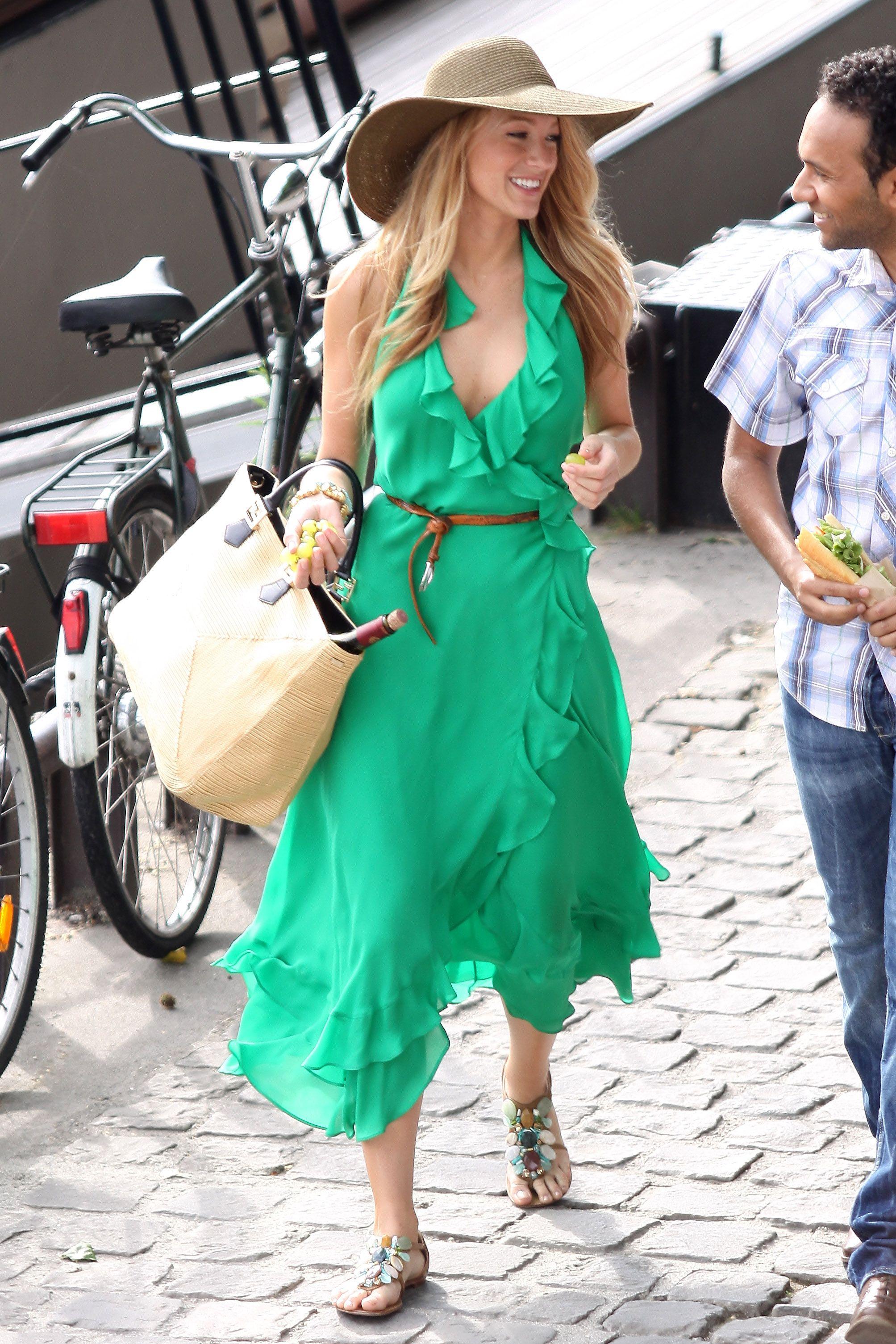 Serena van der Woodsen\'s Best Looks on Gossip Girl - Serena van der ...