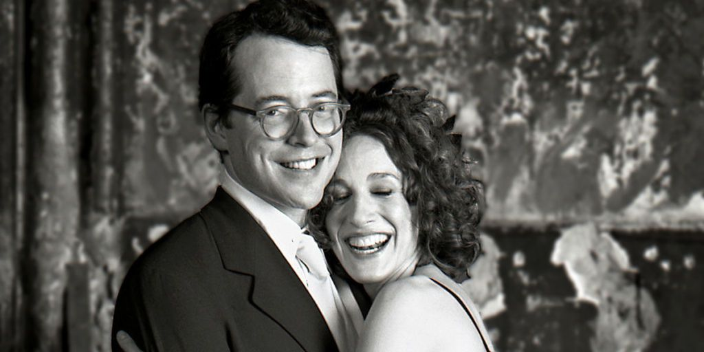 Sarah Jessica Parker Regrets Wearing Black Gown At Wedding To Matthew Broderick