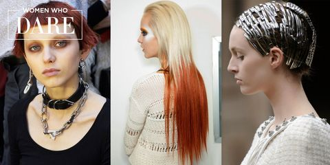 How to Be Daring with Your Hair