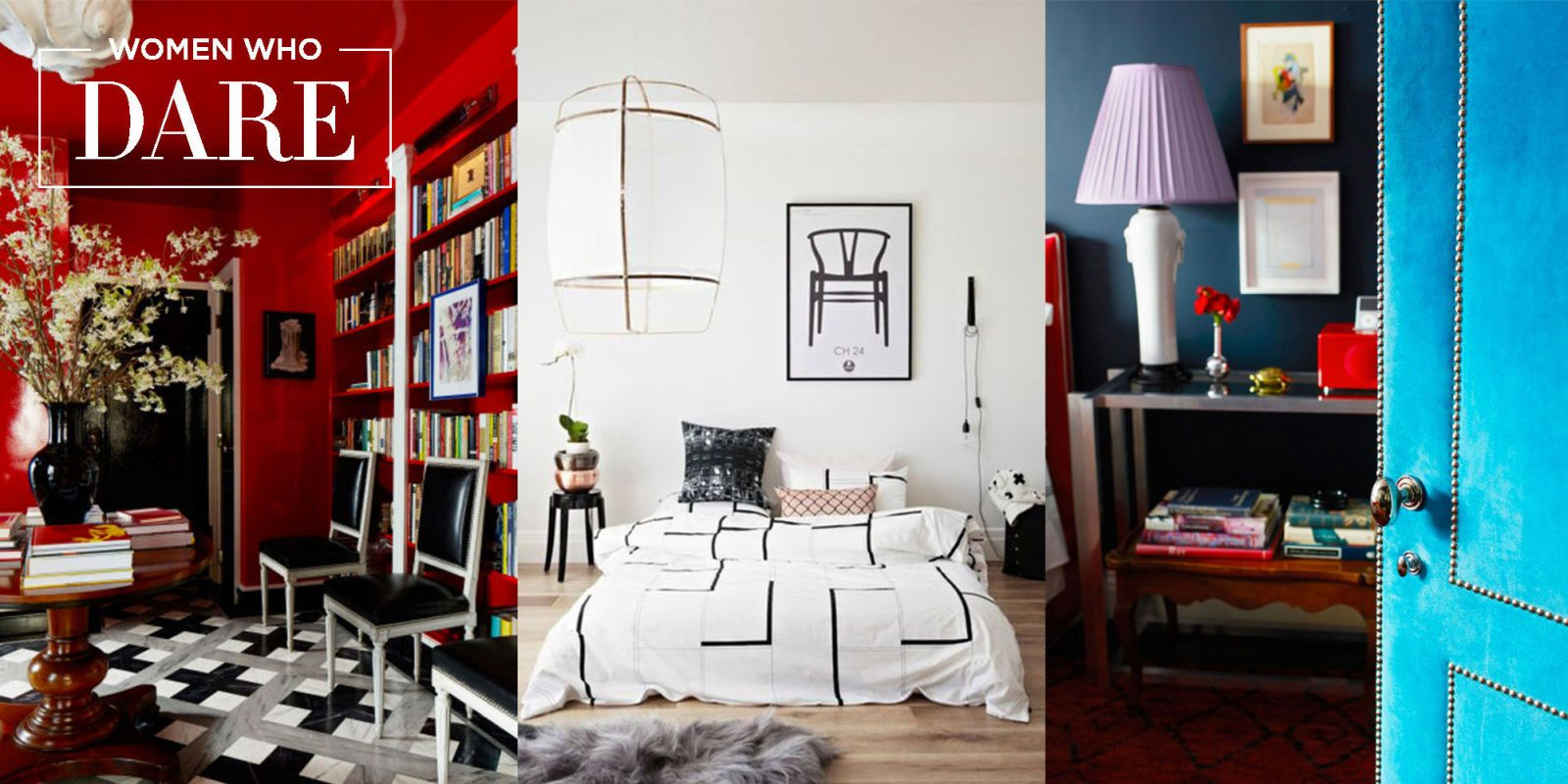 How To Be Daring With Decor