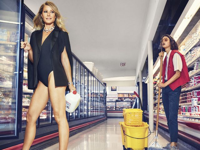 Gwyneth Paltrow Opens Up About Being Daring, Living Well and
