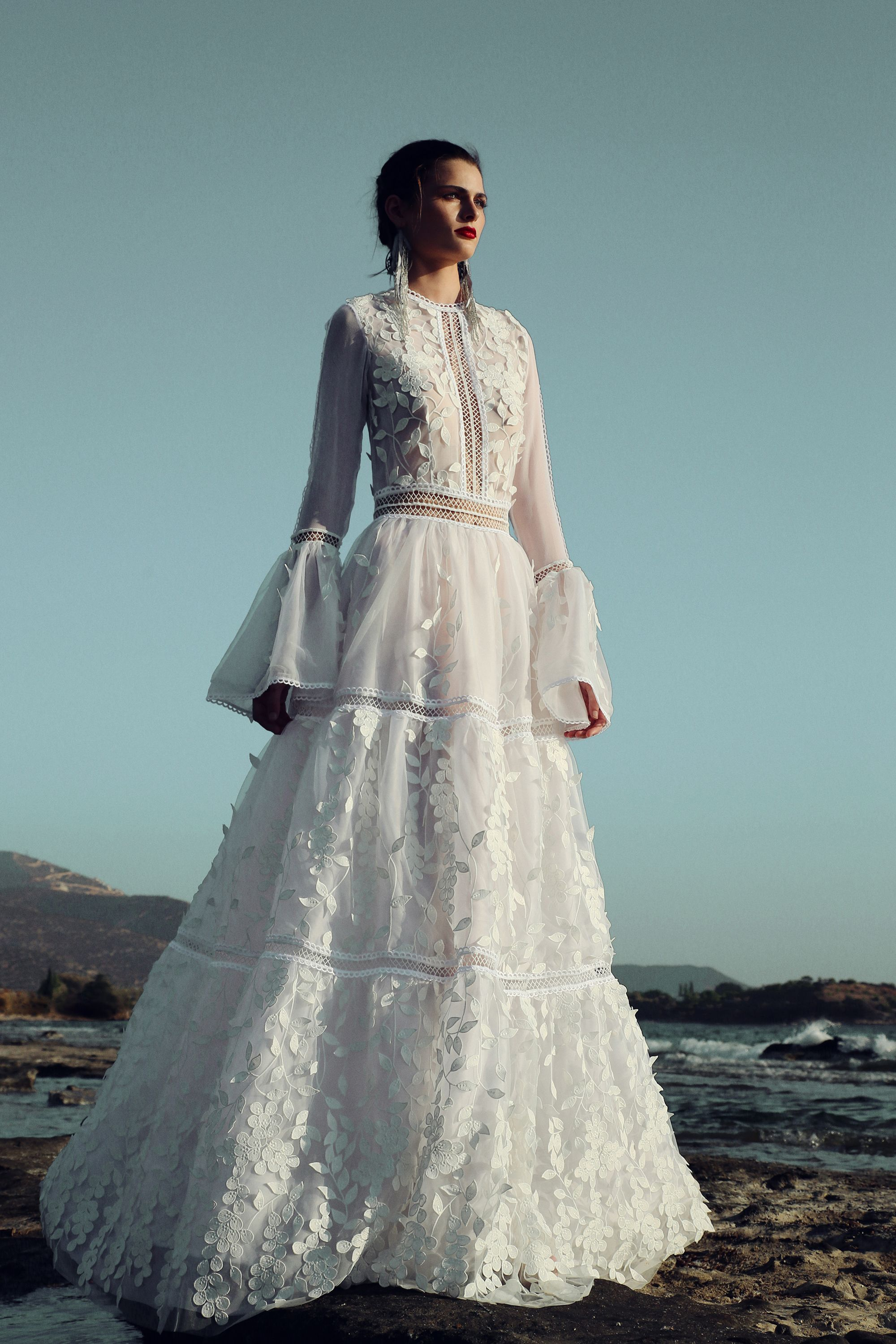 53 Best Wedding Dresses for Fall 2017 at Bridal Fashion Week – 53 ...