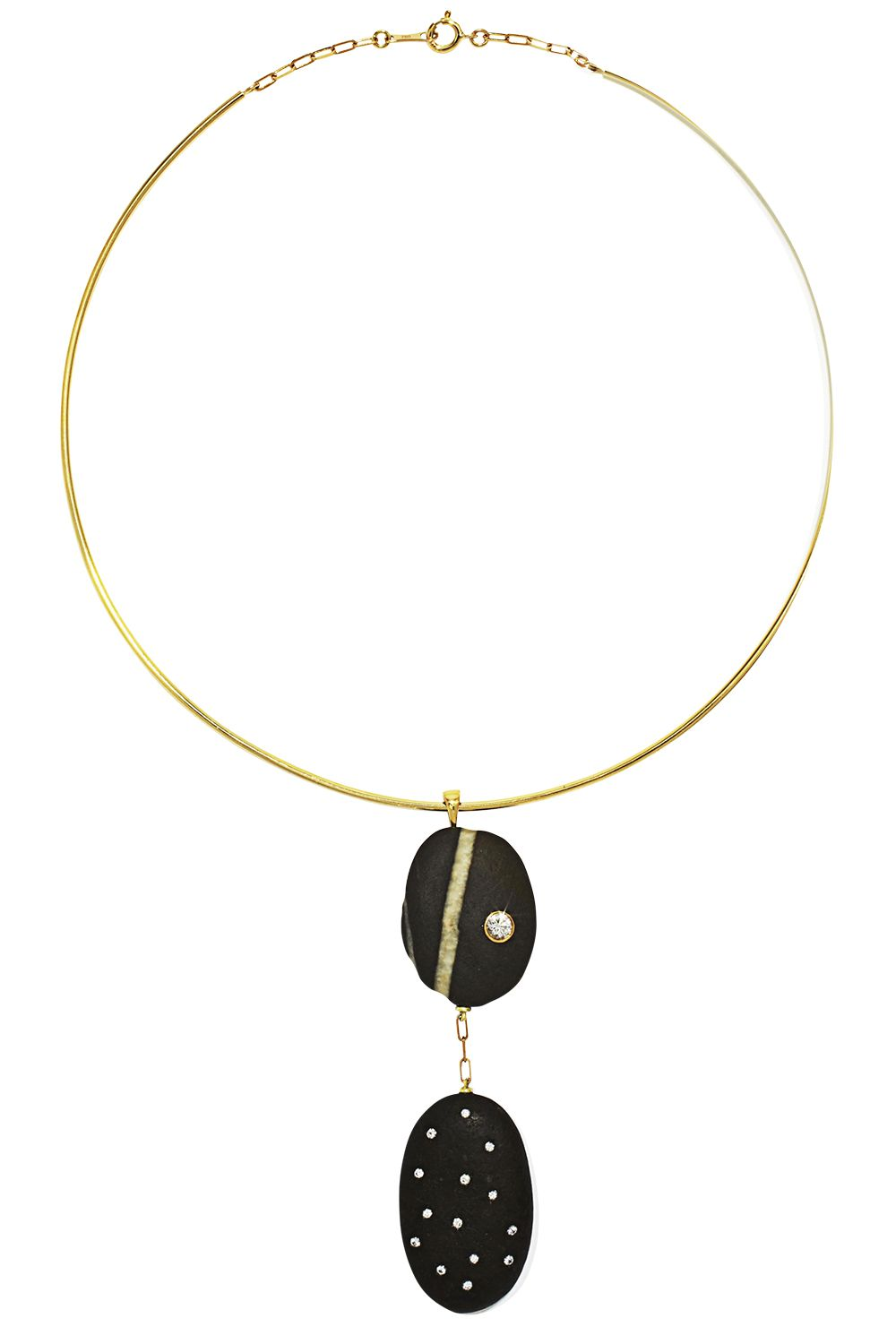 """<p><strong data-redactor-tag=""""strong"""">CVC Stones</strong>choker, $6,100,<a href=""""http://www.modaoperandi.com/"""" target=""""_blank"""">modaoperandi.com</a>.<span class=""""redactor-invisible-space"""" data-verified=""""redactor"""" data-redactor-tag=""""span"""" data-redactor-class=""""redactor-invisible-space""""></span></p>"""