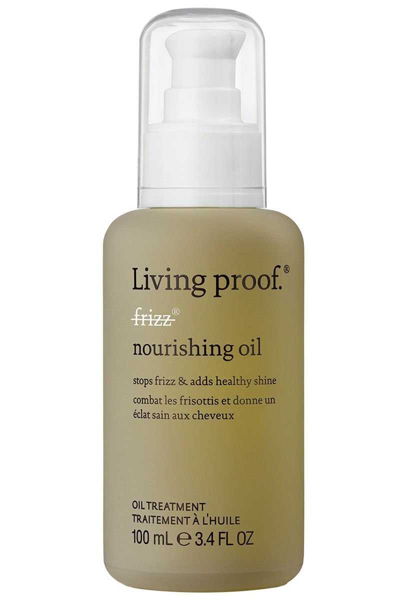 Living Proof, best oil for curly hair