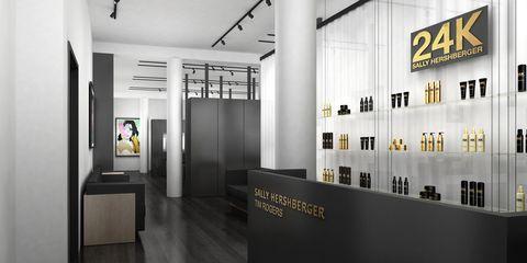 Celebrity Hairstylist Sally Hershberger S New Salon