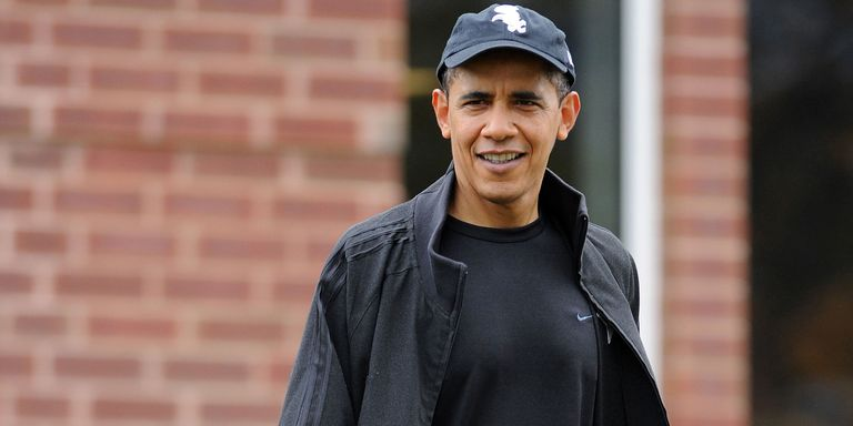 President Obama Reveals His Incredible Workout Playlist