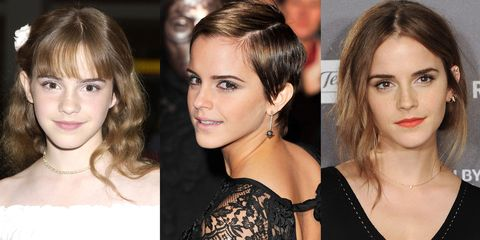 e64799c6a08 Emma Watson s Best Hairstyles - Emma Watson Haircuts and Hair Color