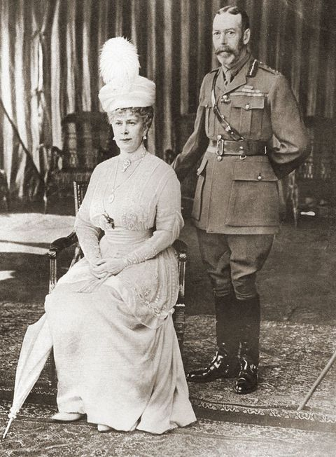 "<p>King George V and Queen Mary celebrate their silver anniversary. They married July 6, 1883.<span class=""redactor-invisible-space"" data-verified=""redactor"" data-redactor-tag=""span"" data-redactor-class=""redactor-invisible-space""></span></p>"