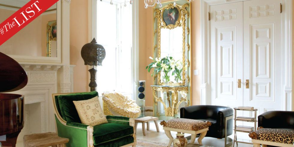 Beau Sasha Bikoff Interior Design