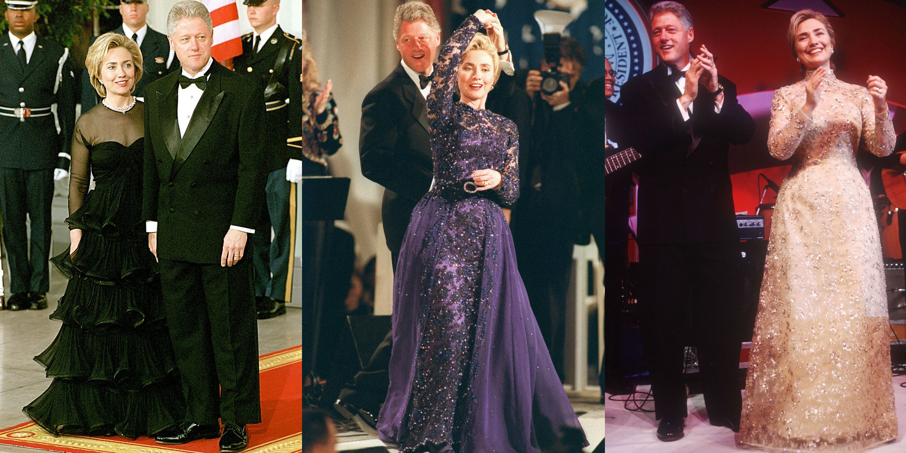 The Best Fashion Moments in First Lady History - The Best Dressed ...