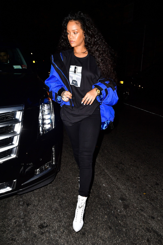 sc 1 st  Harperu0027s Bazaar & Rihannau0027s Best Street Style - Rihannau0027s Best Looks azcodes.com