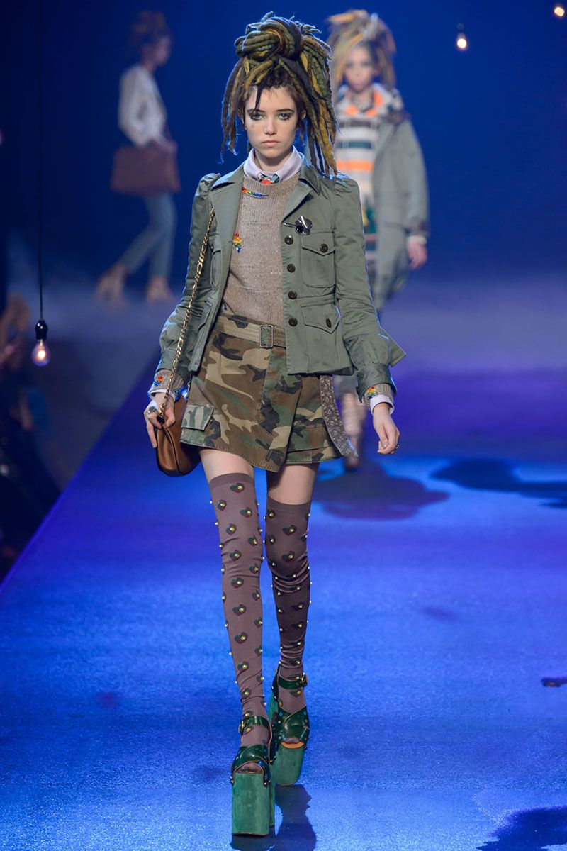 c95e87dc5b7 Spring 2017 Runway Fashion Trends - Fashion Trends for Spring 2017