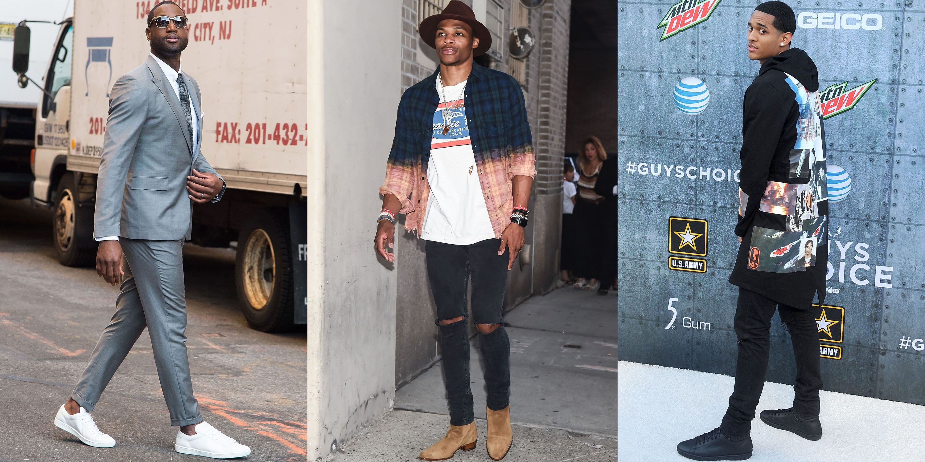 dc7c6e7b214 15 Best Dressed Basketball Players - NBA s Best Dressed Players