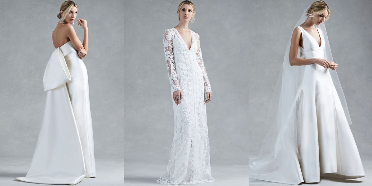 12 Oscar De La Renta Fall 2017 Wedding Dresses