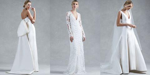 Oscar De La Renta Wedding Dresses.12 Oscar De La Renta Fall 2017 Wedding Dresses See Entire