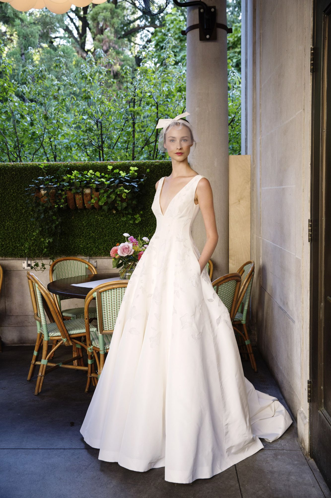 12 Lela Rose Fall 2017 Wedding Dresses
