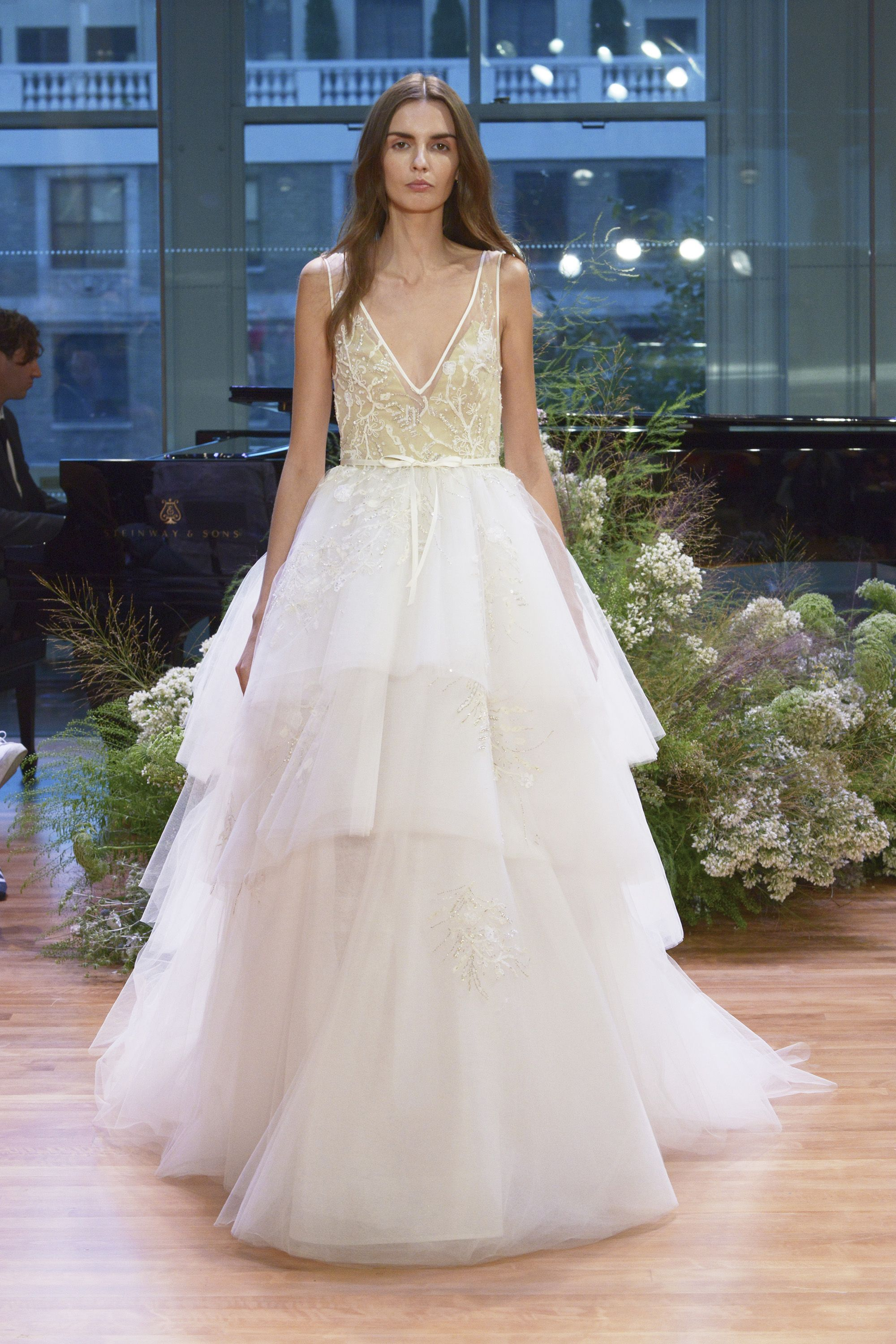 23 lhuillier fall 2017 wedding dresses see the