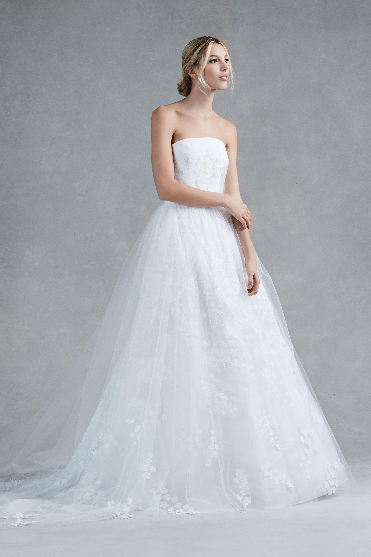 12 Oscar de la Renta Fall 2017 Wedding Dresses - See Entire Oscar de ...