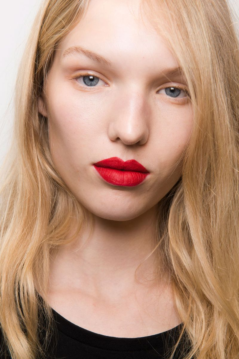 The Best Makeup Trends For Spring 2017 Backstage Beauty Jill Lip Matte 03 Cocoa