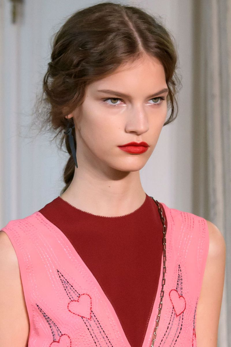 The Best Makeup Trends for Spring 2017 - Backstage Beauty Spring 2017