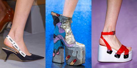 Footwear, Human, Blue, Human leg, Joint, Pink, Purple, Fashion, Foot, Toe,