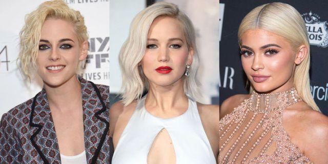Best Platinum Blonde Hair Shades Celebrities With Platinum Blonde