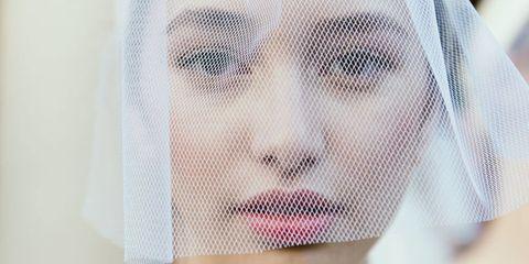 Nose, Lip, Cheek, Skin, Eyebrow, Eyelash, Beauty, Photography, Close-up, Portrait photography,