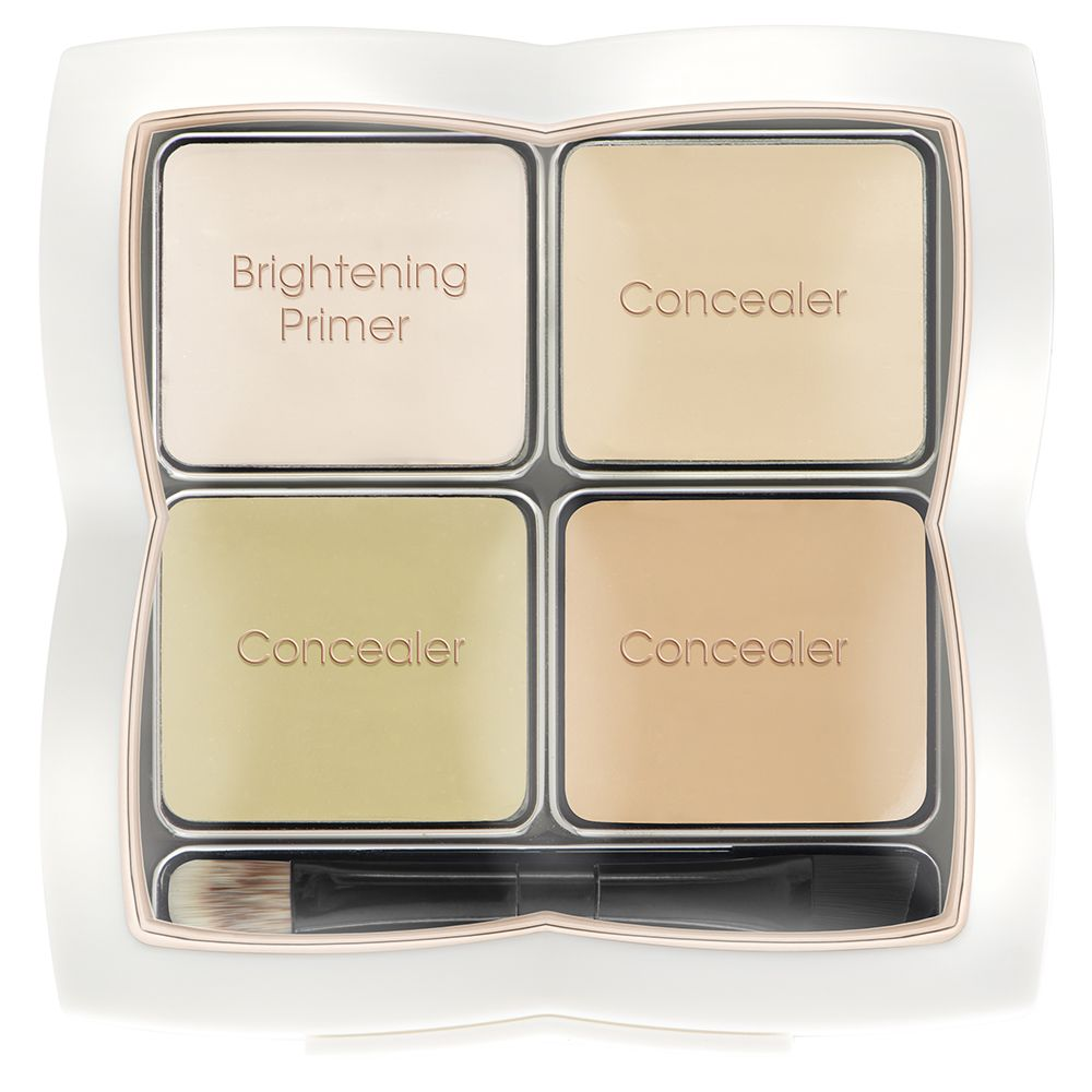 "<p>This four-piece concealer solves the two biggest skin issues plaguing women ages 16 to 60: acne and dark circles. The olive tone reduces redness caused by inflammation of a pimple, while the light-reflecting brightening base minimizes under-eye shadows.</p><p><strong data-redactor-tag=""strong"" data-verified=""redactor"">Flower Beauty</strong> Hollywood Secret Concealer Kit, $13, <a href=""https://www.walmart.com/ip/FLOWER-CONCEALER-KIT-HOLLYWOOD-SECRET-0.04-OZ/42683491"" target=""_blank"" data-tracking-id=""recirc-text-link"">walmart.com</a>.<span class=""redactor-invisible-space"" data-verified=""redactor"" data-redactor-tag=""span"" data-redactor-class=""redactor-invisible-space""></span><br></p>"