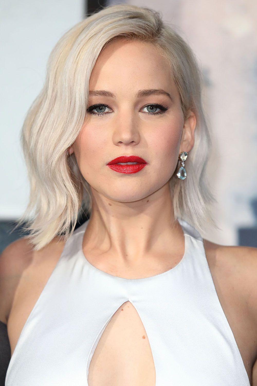 Best Platinum Blonde Hair Shades Celebrities With Platinum Blonde Hair Color