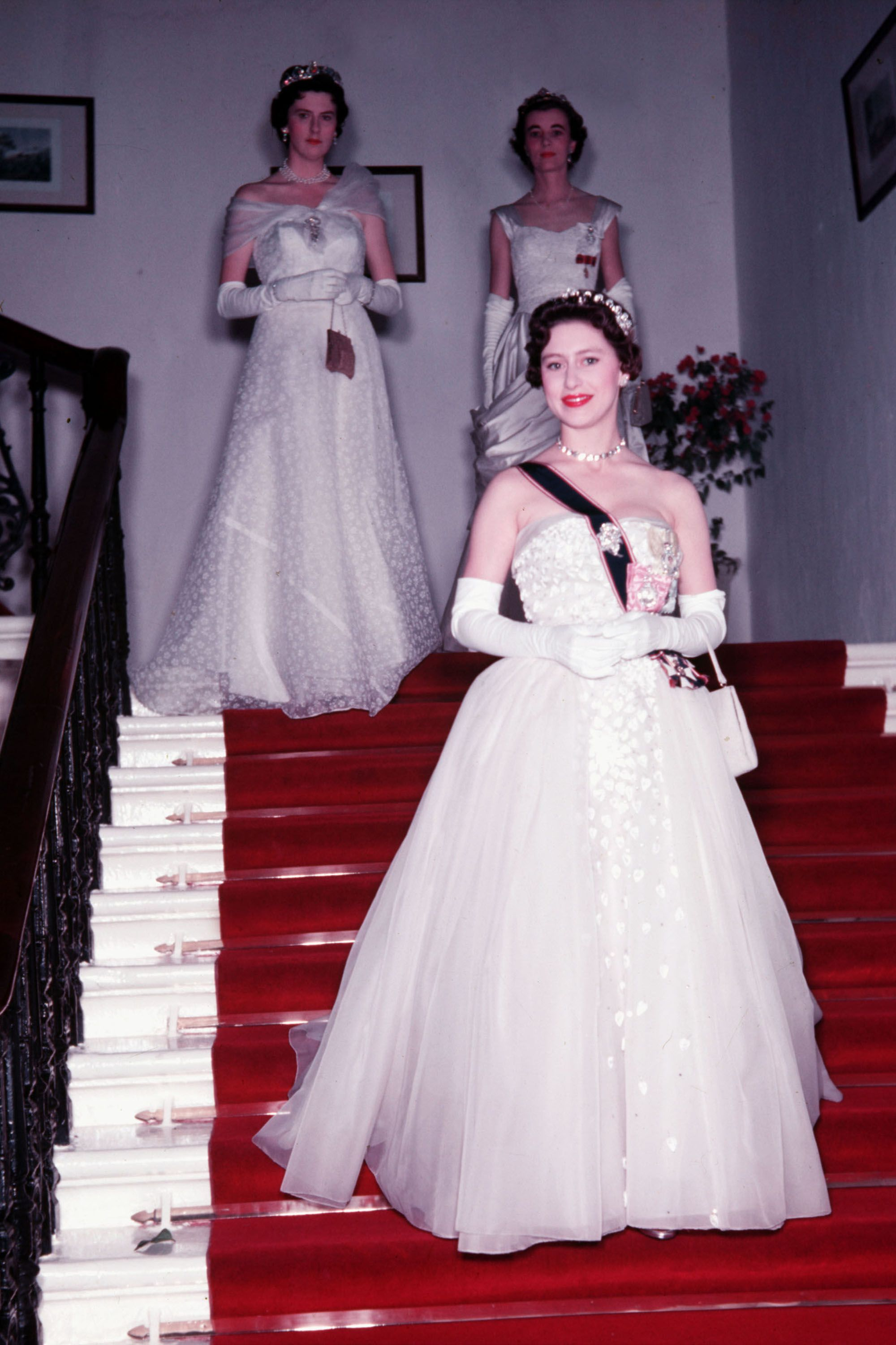 Princess Margaret\'s Best Style Moments - Royal Fashion of Princess ...
