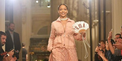 6120cde6f4 Rihanna Is the First Woman to Win 'Shoe of the Year'