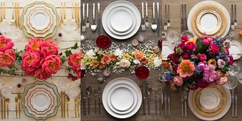 21 holiday tablescape ideas holiday table setting ideas