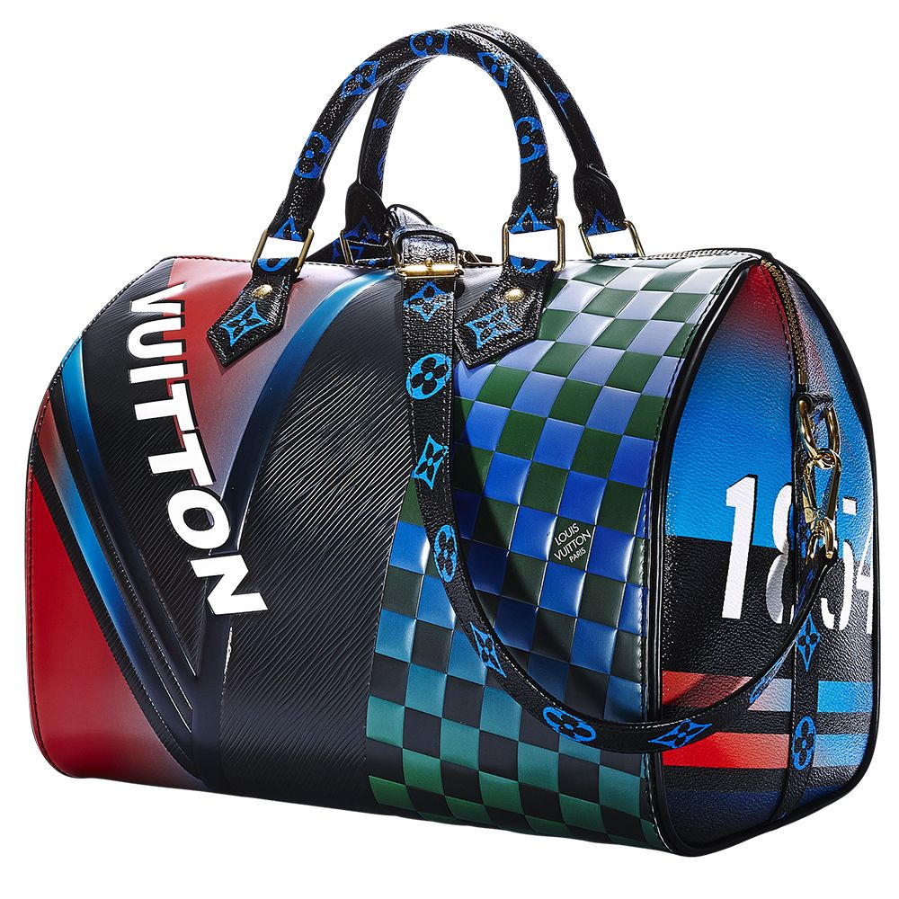 "<p><strong data-redactor-tag=""strong"" data-verified=""redactor"">Louis Vuitton</strong> bag, $2,510,&nbsp&#x3B;<a href=""http://us.louisvuitton.com/eng-us/homepage"" data-tracking-id=""recirc-text-link"" target=""_blank"">us.louisvuitton.com</a>.</p>"
