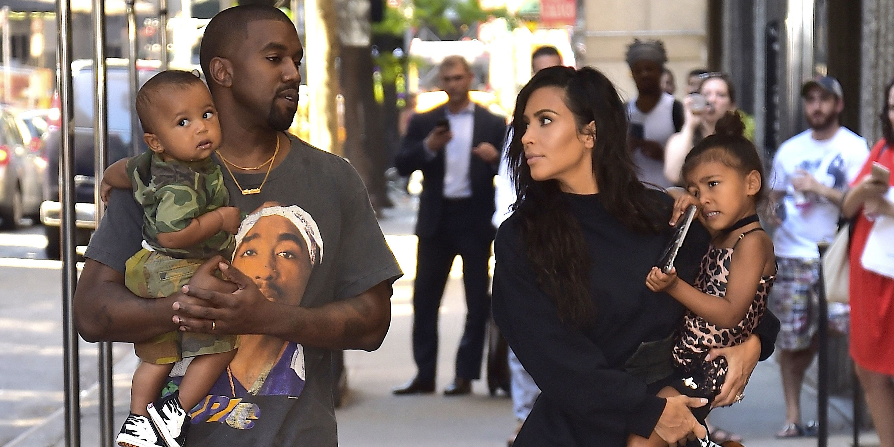 Kim Kardashian Just Announced Her Babys Name and the Internet Is Freaking Out Accordingly picture