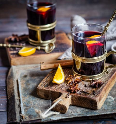 "<p>""I love mulled wine. I've only ever had it in Europe—and that's not a lie! But I'll be 21 this year, so things are going to change.""</p>"