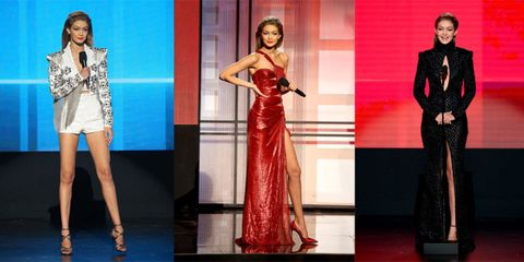 Clothing, Face, Human body, Red, Formal wear, Dress, Beauty, Fashion, Fashion model, Model,