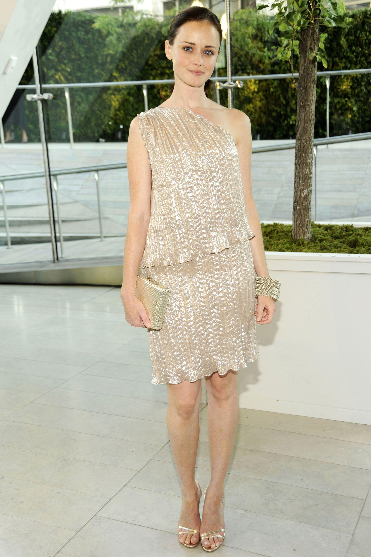 Alexis Bledel\'s Style Transformation