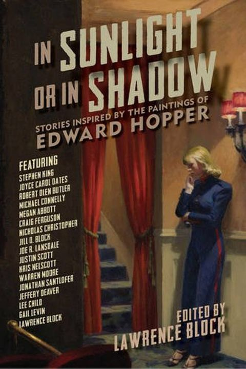 """<p> Edward Hopper's starkly realist depictions of often ghostly American land- and cityscapes are revived in Lawrence Block's new anthology of stories. Literary heavyweights from Joyce Carol Oates and Stephen King to Lee Child and Megan Abbott enrich our perception of the individual paintings with prose that, in each writer's own idiosyncratic voice, speaks to the artist's signature skill for portraying a national spirit of loneliness and longing to connect.</p>  <p><em data-redactor-tag=""""em"""" data-verified=""""redactor"""">In Sunlight or In Shadow </em>by Lawrence Block, $20, <a href=""""https://www.amazon.com/dp/B01E9EHUXW/ref=dp-kindle-redirect?_encoding=UTF8&amp;btkr=1"""" target=""""_blank"""" data-tracking-id=""""recirc-text-link"""">amazon.com</a> on December 6.</p>"""