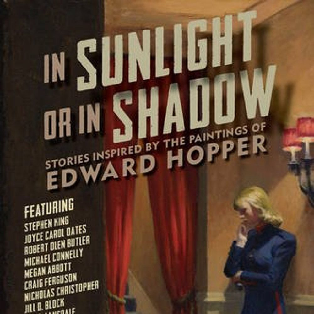 """<p>Edward Hopper's starkly realist depictions of often ghostly American land- and cityscapes are revived in Lawrence Block's new anthology of stories. Literary heavyweights from Joyce Carol Oates and Stephen King to Lee Child and Megan Abbott enrich our perception of the individual paintings with prose that, in each writer's own idiosyncratic voice, speaks to the artist's signature skill for portraying a national spirit of loneliness and longing to connect.</p><p><em data-redactor-tag=""""em"""" data-verified=""""redactor"""">In Sunlight or In Shadow </em>by Lawrence Block, $20, <a href=""""https://www.amazon.com/dp/B01E9EHUXW/ref=dp-kindle-redirect?_encoding=UTF8&amp&#x3B;btkr=1"""" target=""""_blank"""" data-tracking-id=""""recirc-text-link"""">amazon.com</a> on December 6.</p>"""