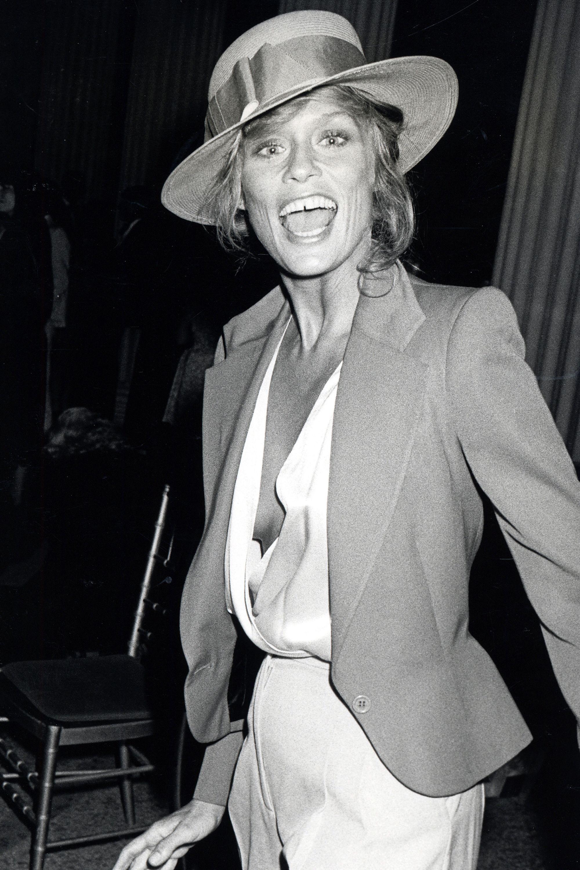 Lauren Hutton Vintage Fashion Photos Lauren Hutton Style Evolution