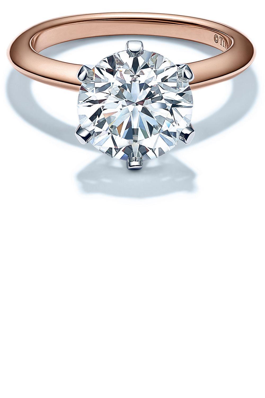 45 Best Rose Gold Engagement Rings Stunning Rose Gold Engagement