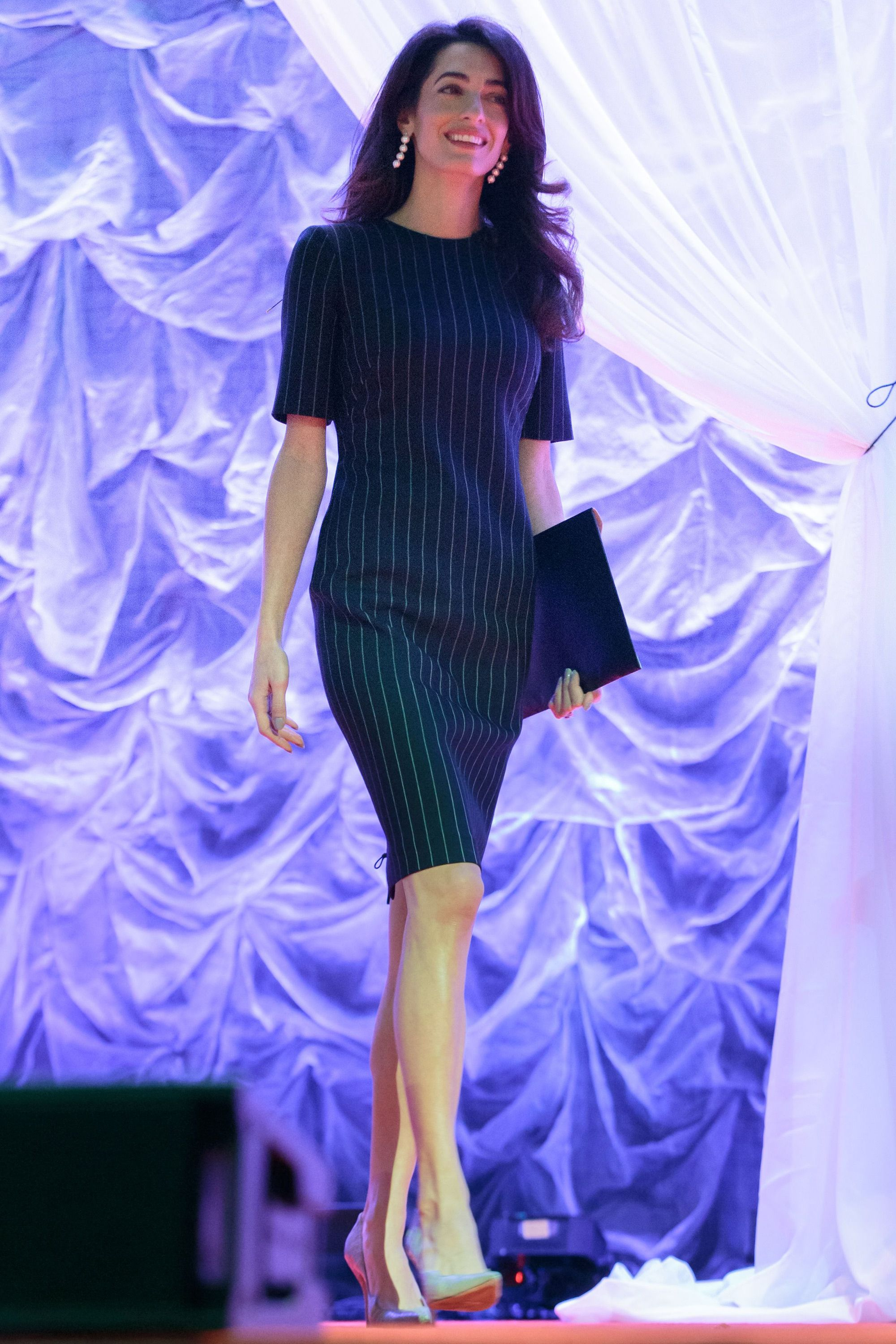 Amal Clooney's Best Looks - Pictures of Amal Clooney's Top