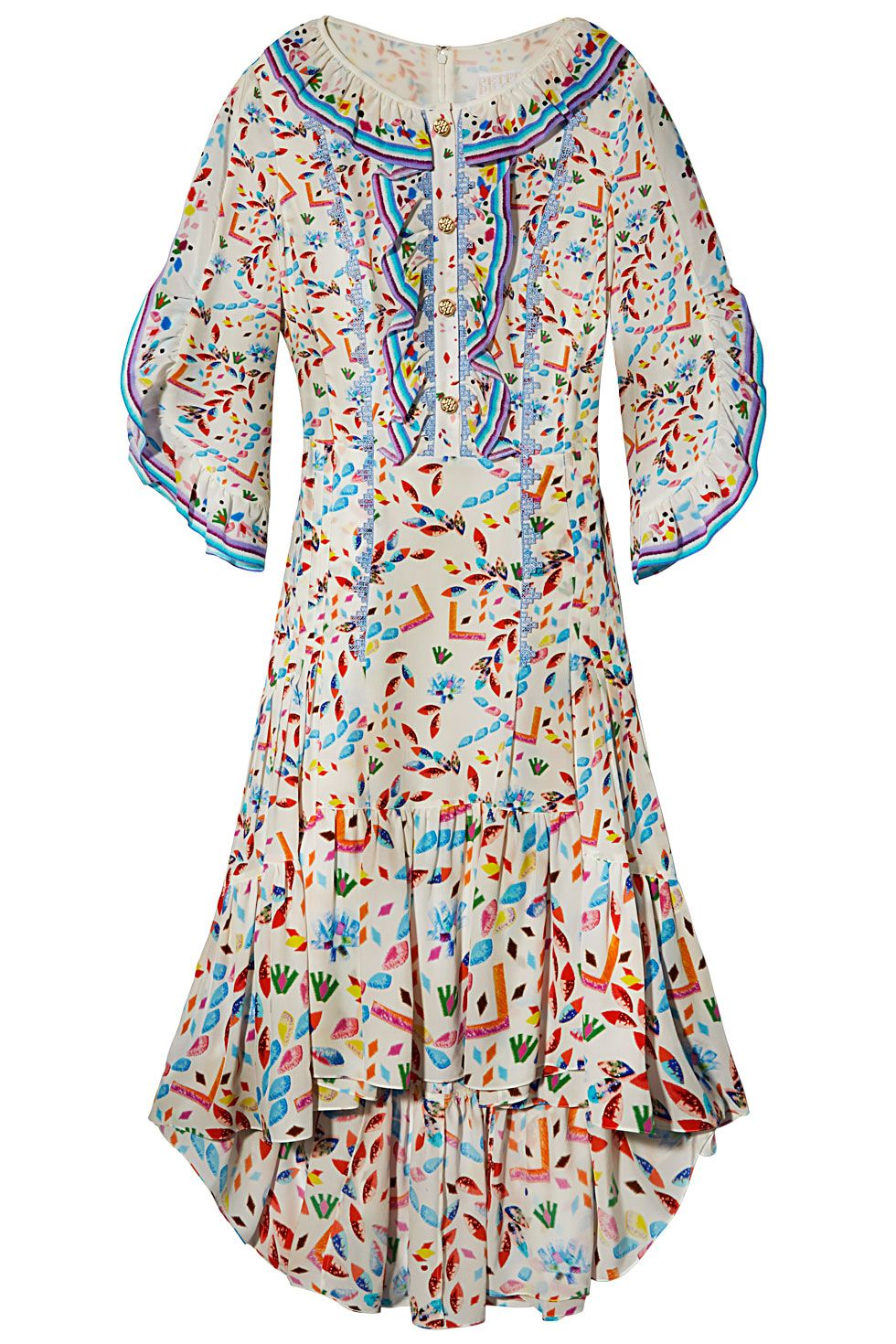"""<p><strong data-redactor-tag=""""strong"""" data-verified=""""redactor"""">Peter Pilotto </strong>dress, $2,125, <a href=""""joseph-fashion.com"""" target=""""_blank"""" data-tracking-id=""""recirc-text-link"""">joseph-fashion.com</a><a href=""""joseph-fashion.com"""">ion.com</a>.</p>"""