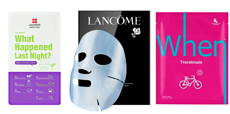 Best Face Masks For Traveling - Sheet Masks For Airplanes