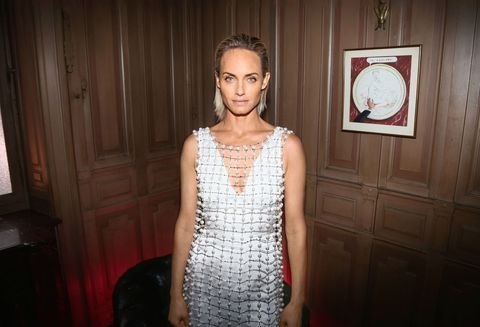 <p>Shine even brighter than a diamond in the latest must-have accent: pearls. Choose a luminous, orb-encrusted dress like Amber Valletta's or go traditional with standout accessories. </p>