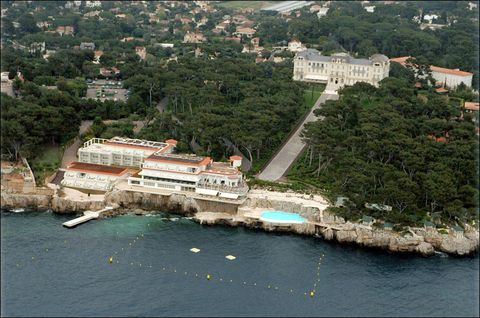 "<p>The stately Hotel du Cap-Eden Roc, in Antibes, France, has held court on the rocky Côte d'Azur since the 1870s—playing host to everybody from Hemingway and Picasso to Liz 'n Dick to the Duke and Duchess of Windsor—and was immortalized in <i data-redactor-tag=""i"">Tender Is the Night</i> as the Hotel des Étrangers. The world's most glamorous have flocked to Hotel du Cap since Scott's day: his friends Gerald and Sara Murphy, the models for Dick and Nicole Diver, once rented the hotel for an entire summer, drawing compatriots like the Fitzgeralds, Ernest Hemingway, and Pablo Picasso into their magnetic orbit. (The Murphys also single-handedly reinvented the French Riviera as a summer destination, as people only wintered on the Riviera previously.) Of course, nowadays the hotel is packed during the summer and is the virtual center of the universe during the Cannes Film Festival.</p>  <p><i data-redactor-tag=""i"">Boulevard J. F. Kennedy, 06601, Antibes, France; <a href=""http://www.hotel-du-cap-eden-roc.com/eng/home/"" target=""_blank"" data-tracking-id=""recirc-text-link"">hotel-du-cap-eden-roc.com</a></i></p>"