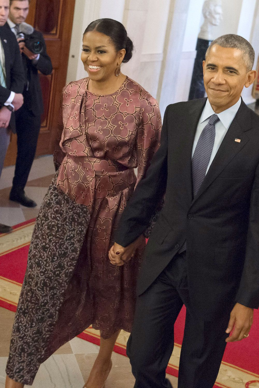 92a4b9966e Michelle Obama's Best Looks - Michelle Obama Style Fashion and Outfits